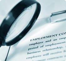 חוזה עבודה / הסכם עבודה